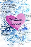 Wellness Journal: 90 Days of Health and Wellness Tracker: Daily Food , Exercise Activity, Sleep Record