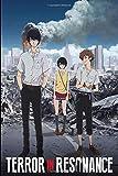 TERROR IN RESONANCE: Anime School Boy, Blank Lined Journal Notebook, Perfect Gift For Boy, Girl, Ota...