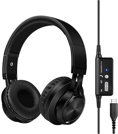 Gaming Headset, la cuffia per la PS4, Xbox One, PC, stereo USB Headset con microfono a cancellazione di rumore, videogiochi, MP3, musica vocale, monitor, esport, telefono cellulare, computer, cuffie H - Trova i prezzi più bassi