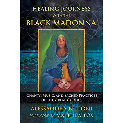 Couverture de Healing Journeys with the Black Madonna