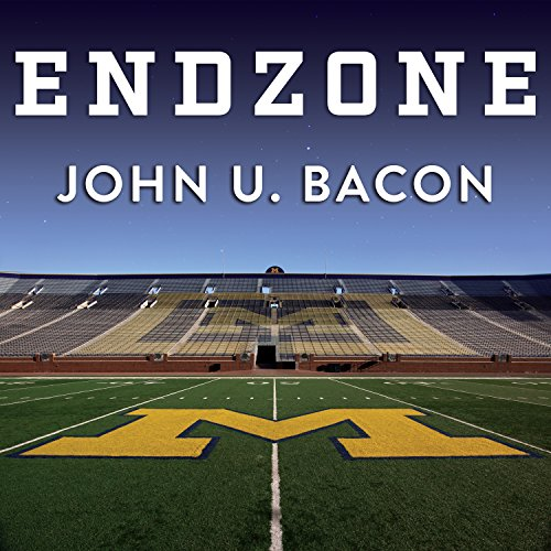 Endzone audiobook cover art
