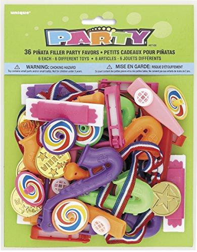 36 Teile Pinata Füllung Spielzeug