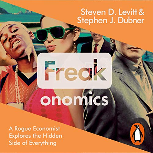 Couverture de Freakonomics