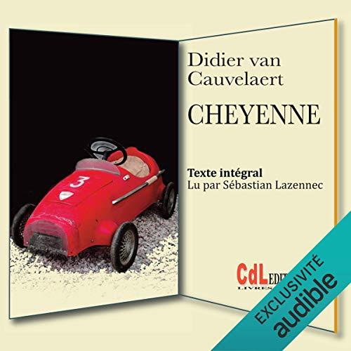 Diseño de la portada del título Cheyenne