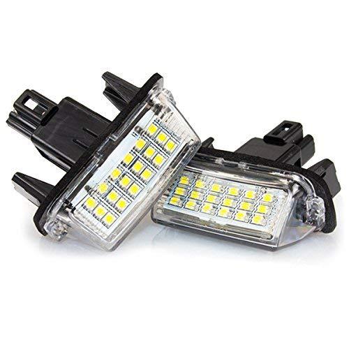 LED Kennzeichenbeleuchtung Canbus Module mit E-Zulassung V-030411
