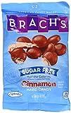 Brach's Sugar Free Cinnamon Hard Handy (Pack of 4) 3.5 oz Bags by Brach's