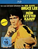 Bruce Lee - Mein letzter Kampf - Uncut [Alemania] [Blu-ray]
