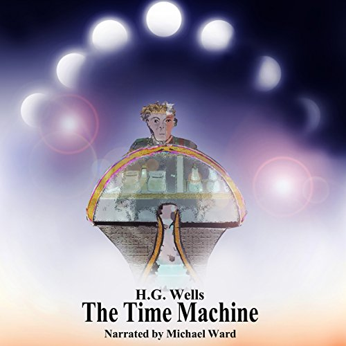 The Time Machine HCR104fm Edition cover art