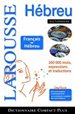 Compact Plus Francais-Hébreu de Marc-M Cohn