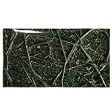 【𝐏𝐫𝐨𝐦𝐨𝐜𝐢ó𝐧 𝐝𝐞 𝐒𝐞𝐦𝐚𝐧𝐚 𝐒𝐚𝐧𝐭𝐚】 Imagen de Fondo del Acuario para Tanque de Peces Tanque de Reptiles, Cartel de patrón de Selva de árboles de Efecto 3D, Etiqueta de Pared subacuática