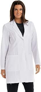 Grey's Anatomy Signature Women's Professional Full-Length Long Sleeve Lab Coat