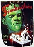 Frankenstein (1932) / Filmplakat Poster