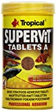 Tropical supervit Tablets a Principal Forro Antiadherente Pastillas, 1er Pack (1 x 250 ml)
