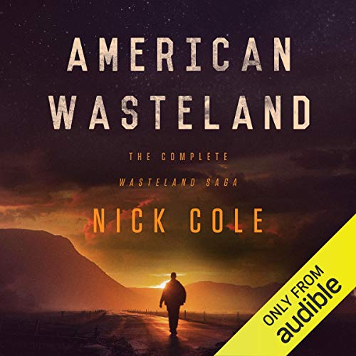 American Wasteland cover art