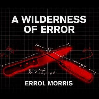 A Wilderness of Error audiobook cover art