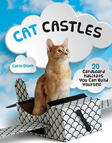 Cat Castles: 20 Cardboard Habitats …