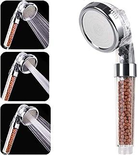 Tang Yuan Douchette à main, pomme de douche filtratie met 3 modi van sortie d'eau, Pomme de douche met compressie d'eau ac...