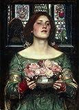World of Art John William Waterhouse zweieinhalbfache Yee