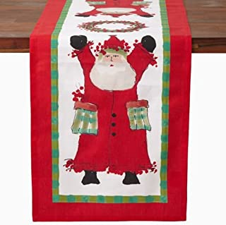 st nick tablecloth