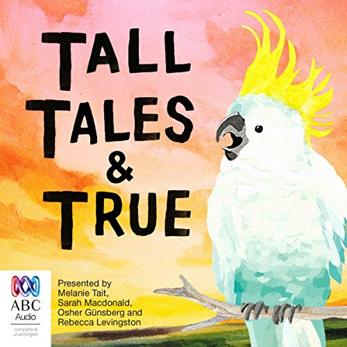 Tall Tales and True cover art