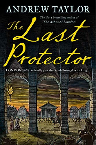 The Last Protector: from the No 1 Sunday Times bestselling author comes the latest historical crime thriller (James Marwood & Cat Lovett, Book 4)