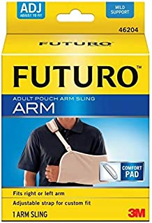 Futuro Pouch Arm Sling, Mild Support, Adult