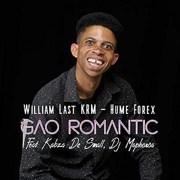 Gao Romantic (feat. Kabza De Small, DJ Maphorisa)