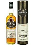 Glengoyne - Botella de Whisky de Malta Único de 18 Años