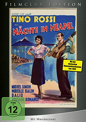 Nächte in Neapel - Filmclub Edition #71 - Limitiert auf 1200 Stück