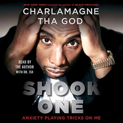 Shook One audiobook cover art