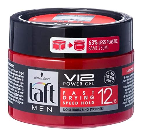 Schwarzkopf Professional TAFT Look Hair V12 Power Gel 250 ml