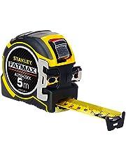Stanley FatMax Pro taśma miernicza do autolock (długość 5 m, szerokość ostrza 32 mm, powłoka BladeArmor, obudowa dwumateriałowa) XTHT0-33671