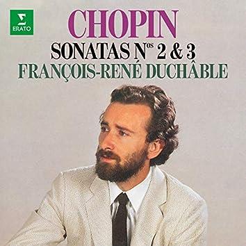 """Chopin: Piano Sonatas Nos. 2 """"Funeral March"""" & 3"""