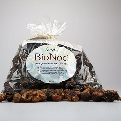 Nueces Bio o Nueces de lavado - Jabón vegetal natural - 500 gramos ...