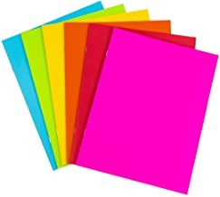 Hygloss Products Colorful Blank Books – Books for Journaling, Sketching, Writing & More - Great for Arts & Crafts - 6 Brig...