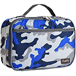 in budget affordable Kids Lunch Box Insulated Soft Mini Cooler Bag Thermal Meal Bag with Handle and Pocket…