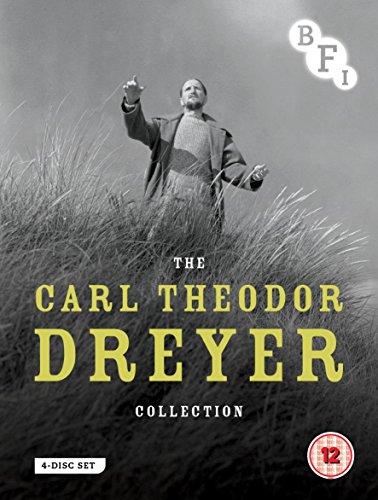 Carl Theodor Dreyer Collection (Limited Edition Blu-ray box set) [Reino Unido] [Blu-ray]