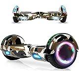 Magic Vida Hoverboard - 6.5'- Bluetooth - Motore 700 W - velocità 15 KM/H - LED - Monopattini...