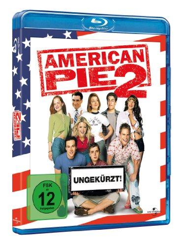 AMERICAN PIE 2 - MOVIE [Blu-ray] [2001]