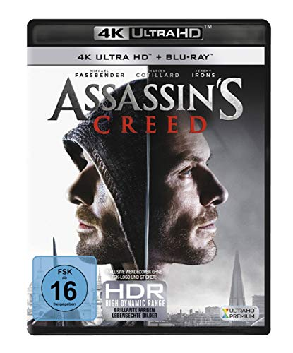 Assassin's Creed (4K Ultra-HD) (+ Blu-ray)