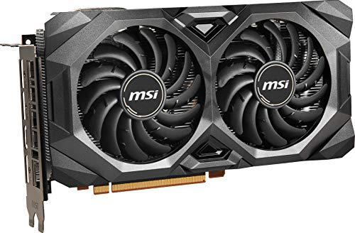 MSI Radeon RX 5600 XT MECH OC - Scheda grafica con tecnologia NAVI 6 GB GDDR6 (clock fino a 1620 Mhz, 192 bit, 12 Gbps), Ventole Torx 3.0, Afterburner Overclock Utility