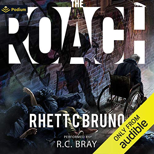 The Roach cover art