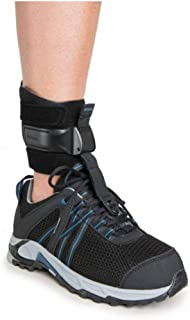 Ossur Rebound Foot Up Drop-Foot Ankle Brace -Orthosis Ankle Brace Support Comfort Cushioned Adjustable Wrap (Includes Shoe Insert) (S/M)
