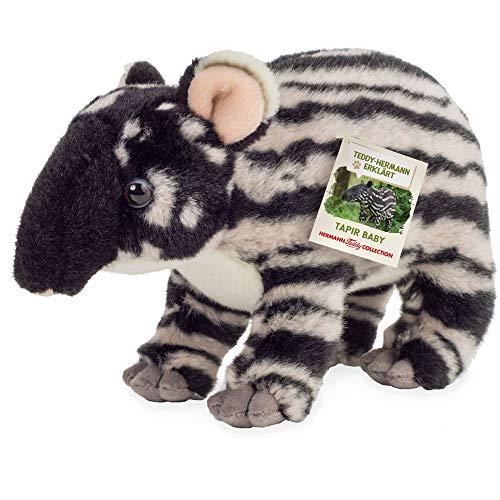 Teddy Hermann 92332 Tapir Baby 24 cm