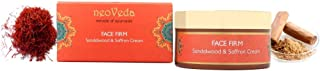 NeoVeda Face Firm Sandalwood & Saffron Anti Wrinkle Night Cream (100 ML)