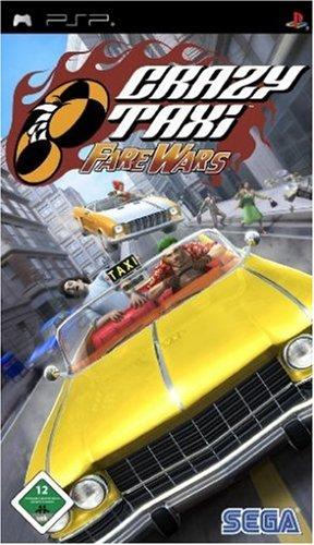 SEGA Crazy Taxi Fare Wars - Juego (No específicado)