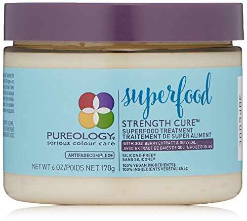 Pureology Strength Cure Superfood Treatment Hair Mask, 6.0 oz