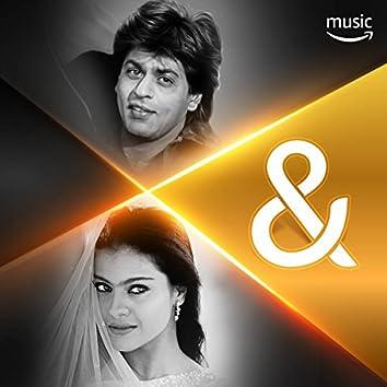 SRK & Kajol: TOGETHER