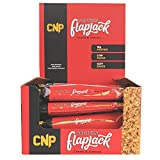 CNP Professional Protein Flapjacks Cherry Almond Oat Bars, 12 x 75 g