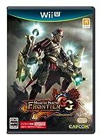 モンスターハンター フロンティアGG プレミアムパッケージ - Wii U